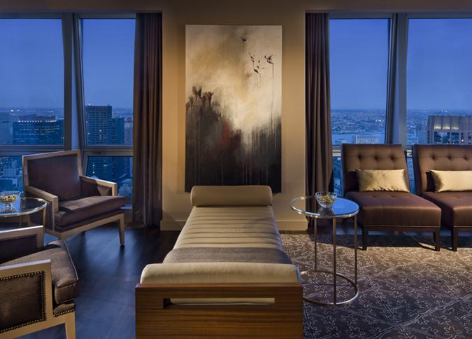 LOchowycz Water Series Setai Hotel NYC MFreedland